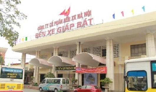 Đưa toàn bộ xe khách tuyến Hà Nội - Ninh Bình về bến Giáp Bát