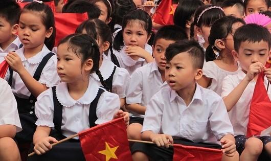 Bộ trưởng Phùng Xuân Nhạ gửi gắm niềm tin vào năm học mới