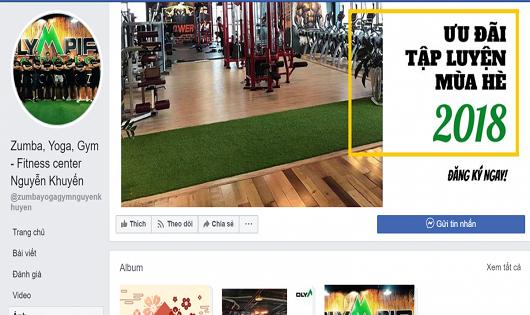 """Fitness Center Nguyễn Khuyến bị """"tố"""" vi phạm quyền lợi khách hàng?"""