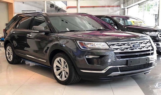 Quý III/2019 Ford Việt Nam bán được bao nhiêu xe?