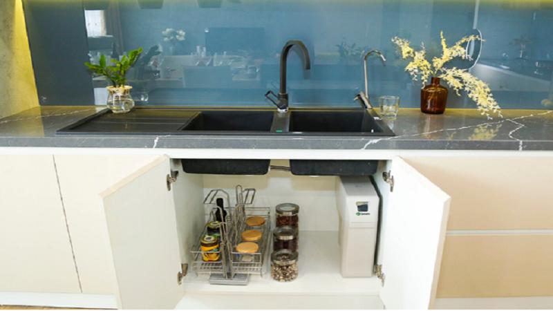 Điểm danh xu hướng thiết kế nội thất căn bếp chung cư nổi bật năm 2020