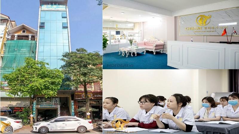 Học viện Thẩm mỹ Hàn Quốc Chihun khẳng định chất lượng đào tạo nghề