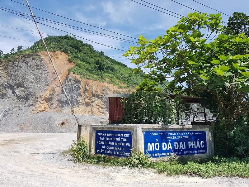 Yên Bái: Khai thác rầm rộ, mỏ đá Đại Phác phớt lờ chỉ đạo của Chủ tịch tỉnh