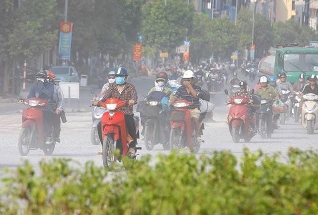 Ô nhiễm khủng khiếp do bụi mịn tại Hà Nội: Cơ quan chức năng nói gì?