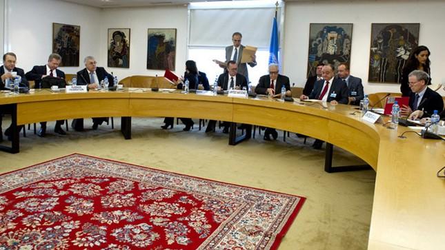 """Nga đề nghị """"họp nháp"""" Hội nghị Geneve 2 về Syria"""
