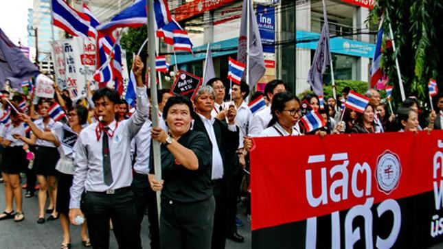 Thượng viện Thái Lan sẽ bác dự luật ân xá