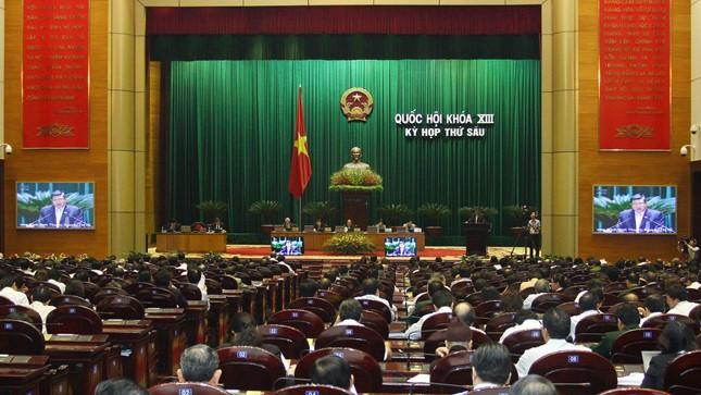 Đề nghị bổ sung 6 nhân sự mới cho Quốc hội