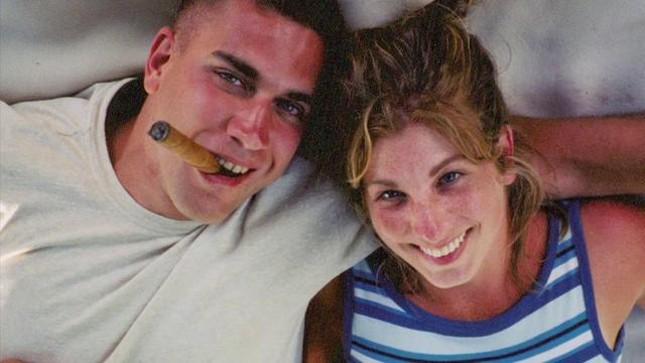 Vợ chồng Rosemarie và Yazeed Essa