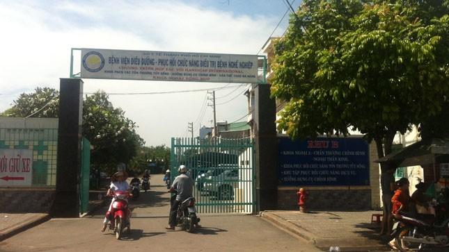 Bệnh viện nơi xảy ra vụ việc nữ điều dưỡng bị đồng nghiệp đâm trọng thương
