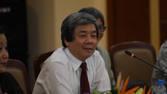Ông Hà Minh Huệ