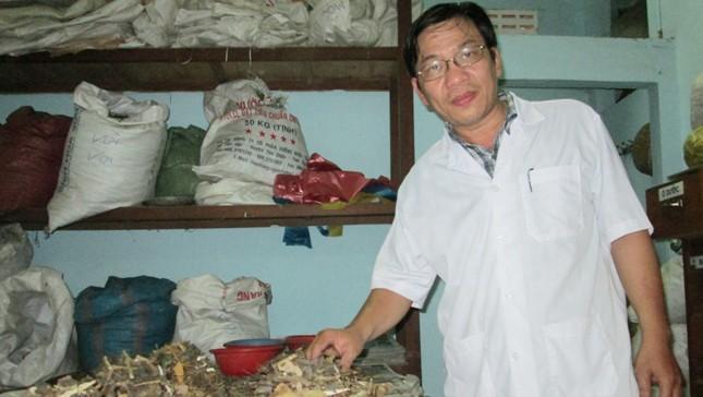 Lương y Đào Hồ Phong Giao nói về tác dụng của thuốc nam
