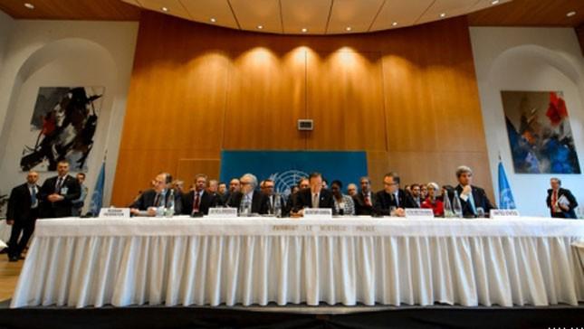 Chưa có tiến triển nào tại Hội nghị hòa bình Syria