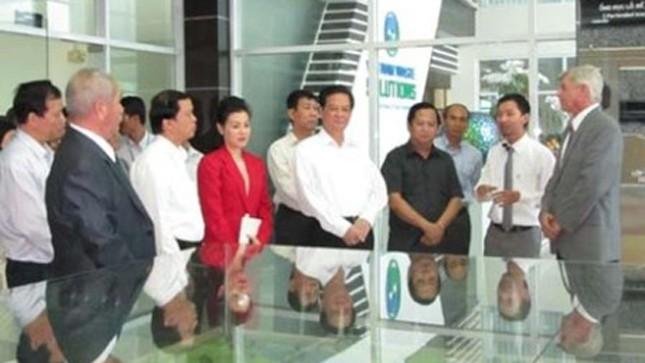 Thủ tướng Nguyễn Tấn Dũng hoan nghênh kiều bào về nước đầu tư