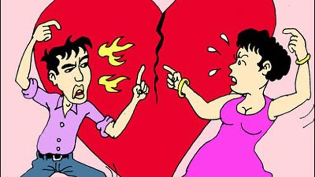 Muốn ly hôn với vợ đã bỏ nhà đi