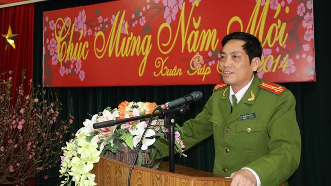 Đại tá, TS Đoàn Việt Mạnh