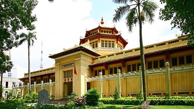 Viện bảo tàng Sài Gòn nay là Bảo tàng lịch sử TP.HCM