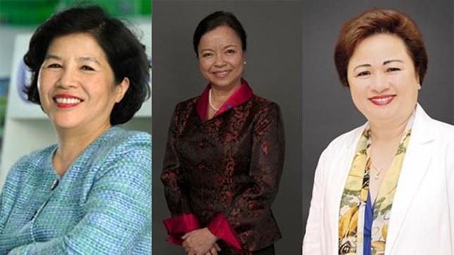 Chân dung 3 nữ doanh nhân Việt Nam được Forbes vinh danh