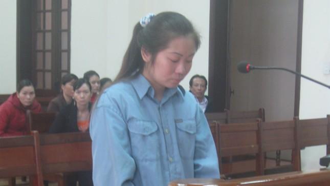 Bị cáo Bùi Thị Hương