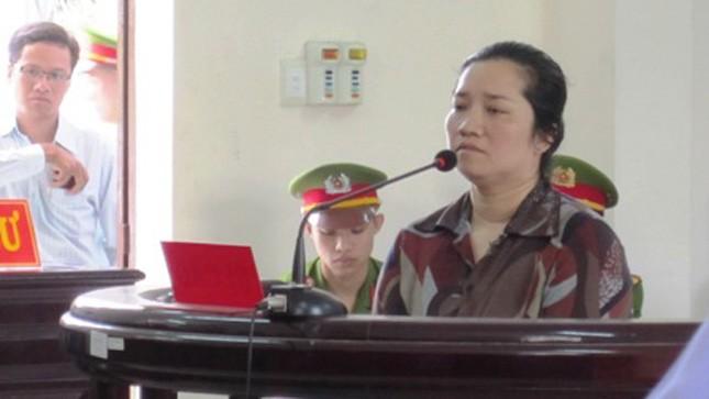 Bị cáo Lê Thị Hường