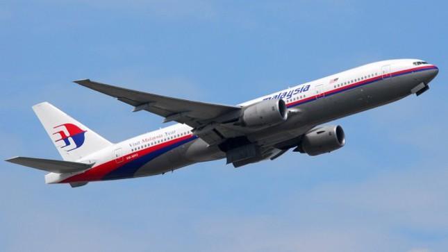 Chiếc Boeing 777-200 mang số hiệu MH370 trước khi mất tích