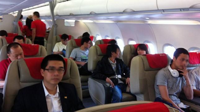 Tung tin bị đánh thuốc mê trên máy bay gây ảnh hưởng lớn tới ngành hàng không. (Hình chỉ mang tính minh họa - Internet)