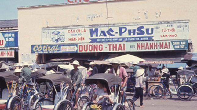 Con gái hoàng tử Miến Điện và thương hiệu dầu nổi tiếng Sài Gòn