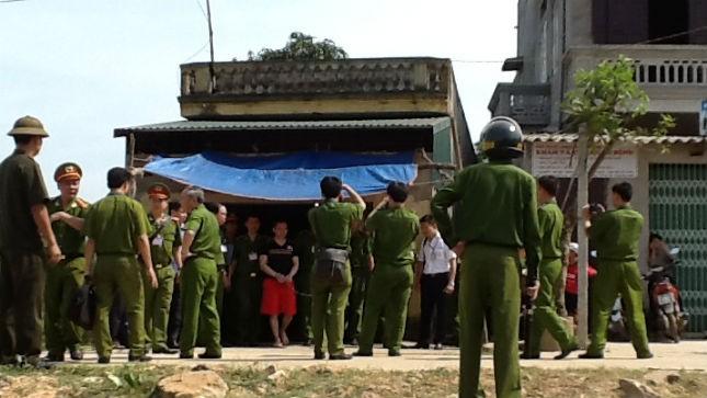 Thực nghiệm điều tra hung thủ thật trong vụ án oan Nguyễn Thanh Chấn