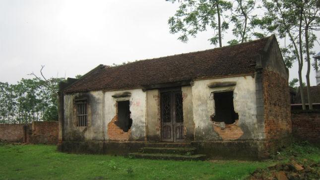 Ngôi nhà bỏ hoang sau những cái chết hàng loạt