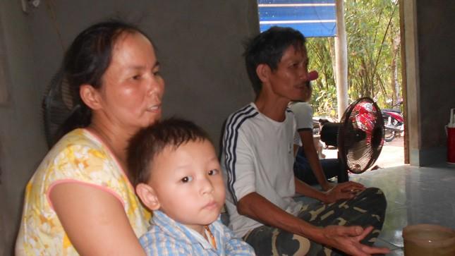 Cha mẹ nạn nhân