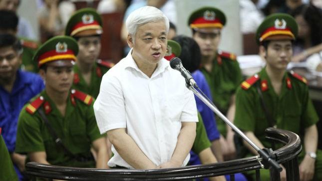 Nguyễn Đức Kiên lĩnh án 30 năm tù