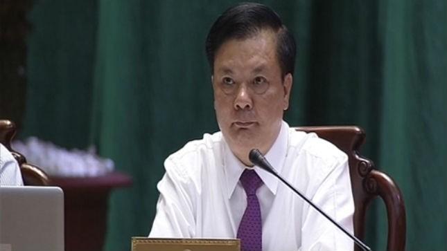 Bộ trưởng Đinh Tiến Dũng: Nghĩa vụ trả nợ công ở mức cho phép