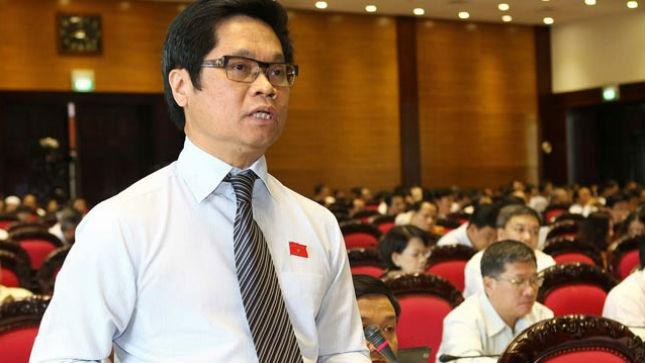 """ĐB Đỗ Tiến Lộc: """"Việc sửa đổi như Dự luật là một điều rất tiến bộ, hợp Hiến, hợp pháp"""""""