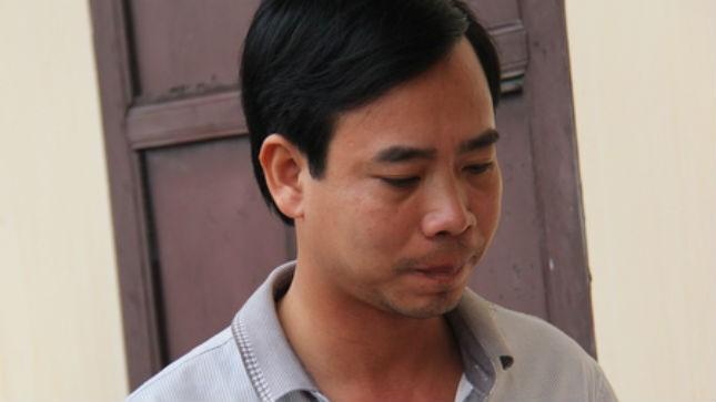 lVừa nhận quyết định bổ nhiệm làm Chánh án TAND huyện Thanh Liêm, Nguyễn Duy Hiệp đã bị bắt.