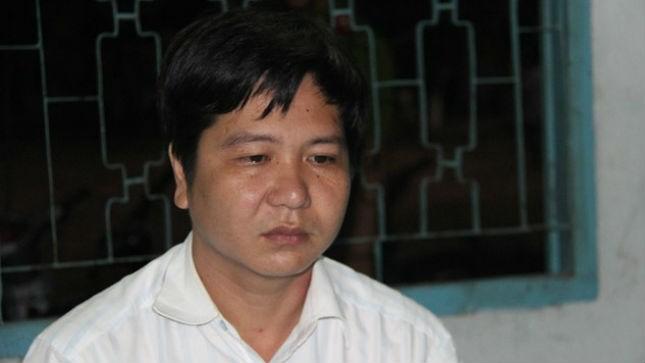 Bị can Nguyễn Minh Tiên