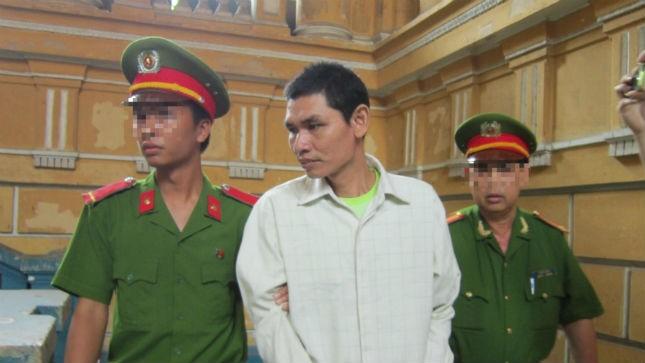 Xin nhận án tử trong phiên sơ thẩm, sau đó Toàn lại đổi ý xin giảm án