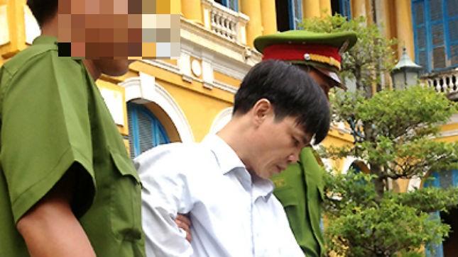 Bị cáo Thủy được hưởng mức án dưới khung hình phạt. Ảnh: Bình Nguyên.