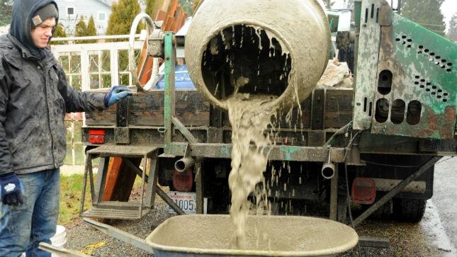 """Nhiều kĩ sư cho rằng bê tông là hợp chất """"bảo quản xác tuyệt vời"""""""