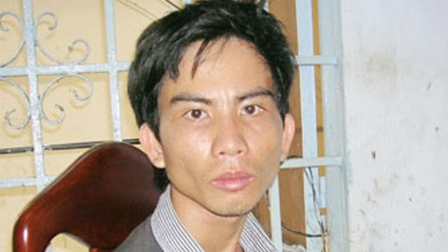 Hung thủ Nguyễn Văn Lưu.