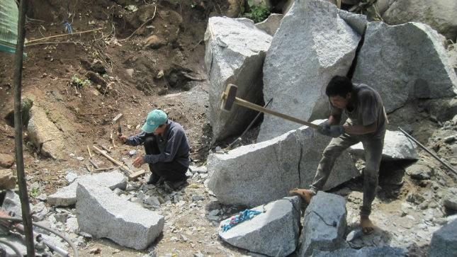Đời chẻ đá