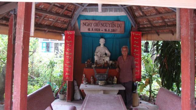 """""""Vườn Kiều"""" độc nhất vô nhị ở Việt Nam"""