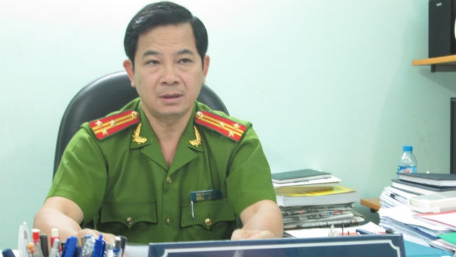 Thượng tá Nguyễn Văn Quý, Phó Trưởng Công an huyện Bình Chánh