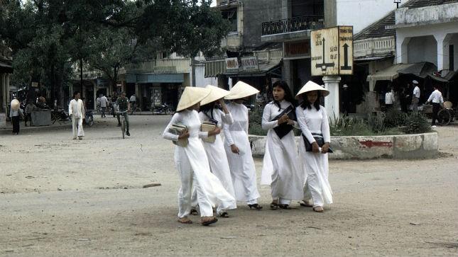 Nha Trang năm 1968 (ảnh tư liệu)