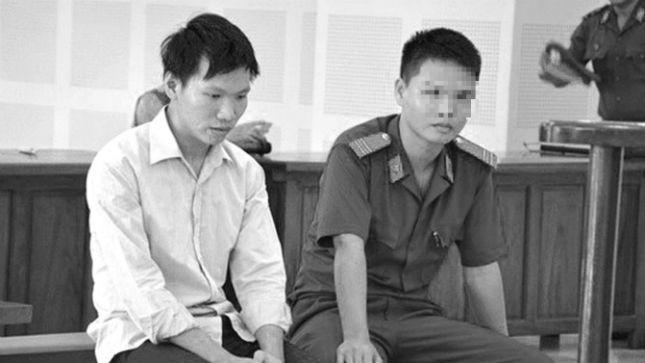 bị cáo Nguyễn Phước Linh