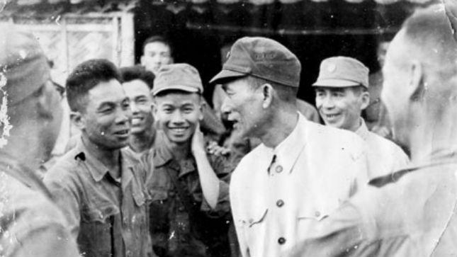 Trung tướng Vương Thừa Vũ -  người con ưu tú của Thủ đô