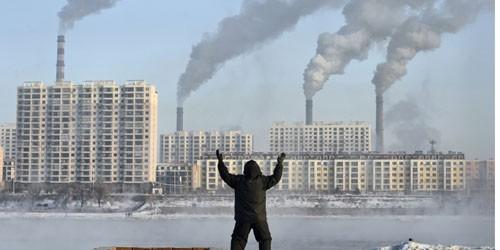 : Cái giá phải trả cho sự phát triển kinh tế ở Trung Quốc là ô nhiễm