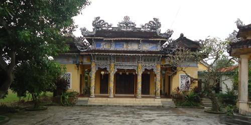 Chùa An Thuận hiện không có ai trụ trì sau lùm xùm sư phá giới