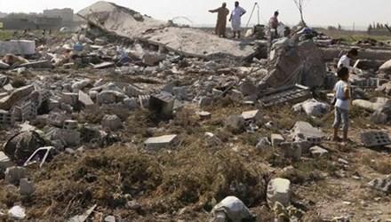 Rơi máy bay quân sự, 35 binh sỹ Syria thiệt mạng
