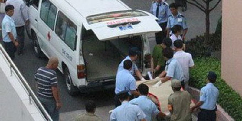 Thai phụ nhảy lầu tự tử ở bệnh viện Từ Dũ