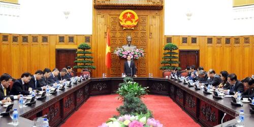 Thủ tướng giao nhiệm vụ cho các tân đại sứ