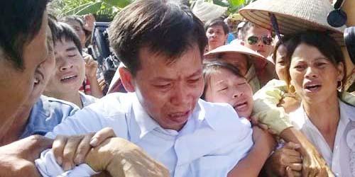 7,2 tỷ đồng bồi thường đã đến tay ông Chấn?